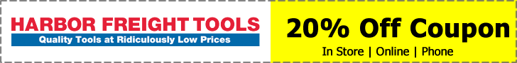 Harbor Freight Printable Coupon